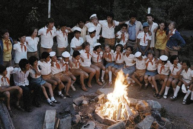 Пионерские лагеря – ностальгия по советскому детству!