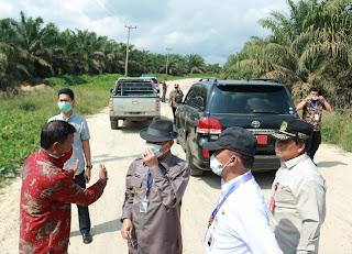 Gubernur Jambi Upayakan Pembebasan Lahan HGU Untuk Fasilitas Umum