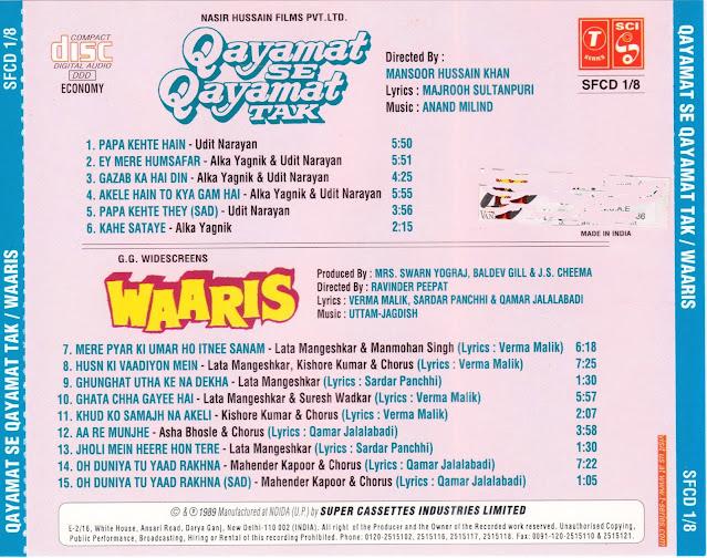 Download Waaris [1988-MP3-VBR-320Kbps] Review