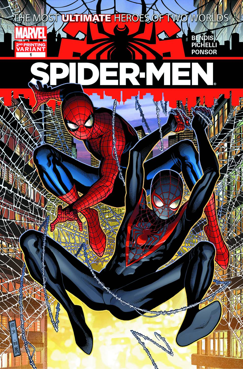 Comic Books and Movies: Interdimensional series II: Spider