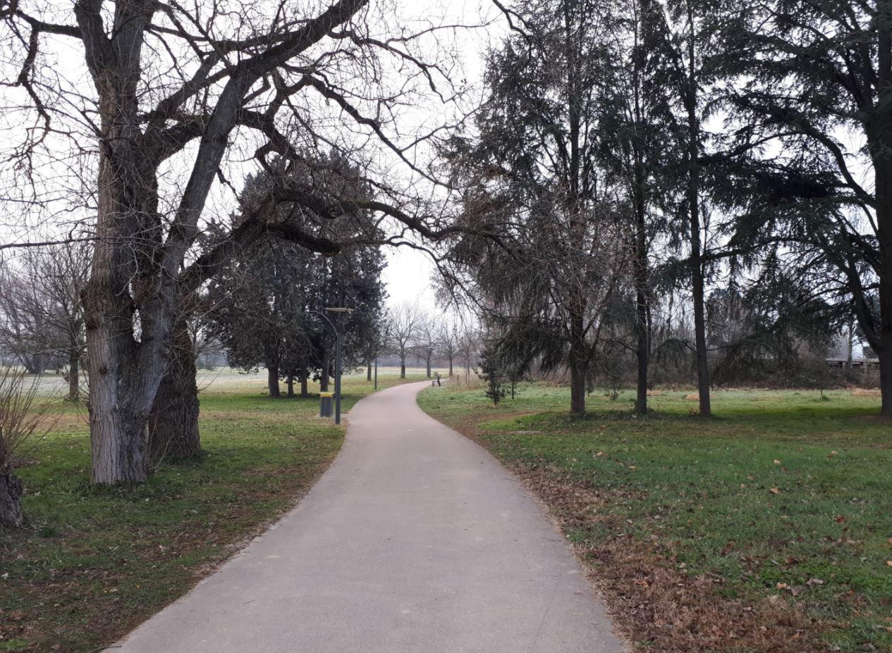 Le Parc de Gerland Lyon