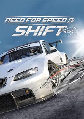 Capa do Need for Speed: Shift