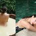 Sarah Lahbati's coconut milk DIY calming baths during quarantine a must-try
