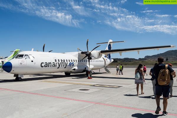 Canaryfly garantiza su total operatividad en Semana Santa