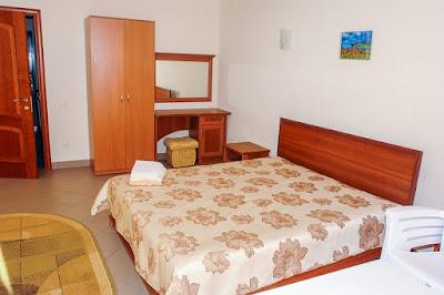 1-комнатные апартаменты (вариант 6) отельного комплекса в Семидворье