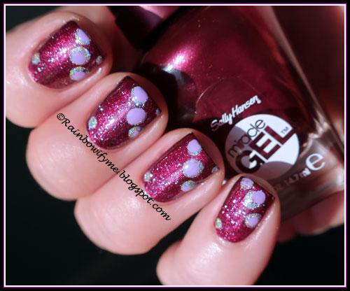 Sally Hansen ~ Frosted Berries