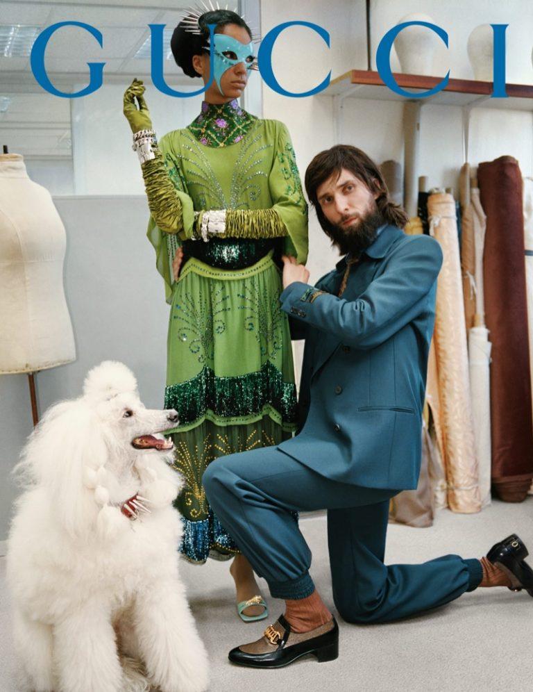Gucci Fall/Winter 2019 Campaign