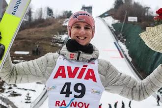 Copa do Mundo de Salto com Esqui 2019/2020 - Etapa de Rasnov: Geiger ganha na sexta-feira