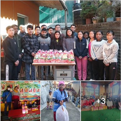 Kashmir Se Darjeeling Tak - Corona Warriors spread cheer with noble deeds