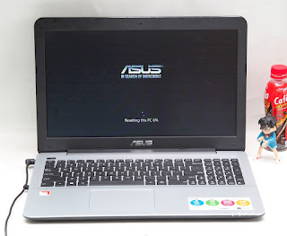 Laptop Gaming Asus X550Q