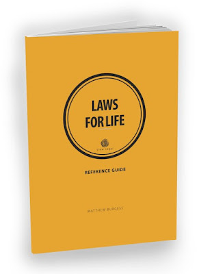 Matthew Burgess Laws for Life free book