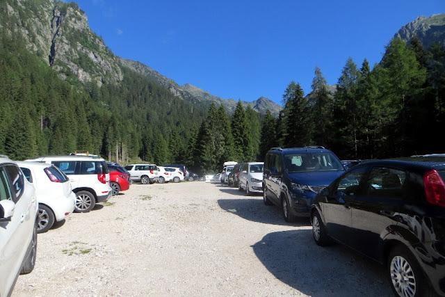 escursione lago rifugio cima d'asta