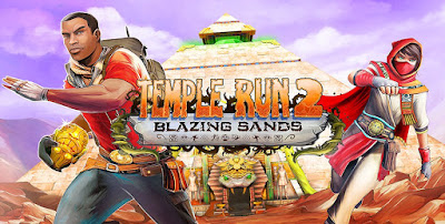 Download Temple Run 2 Blazing Sands Android Game