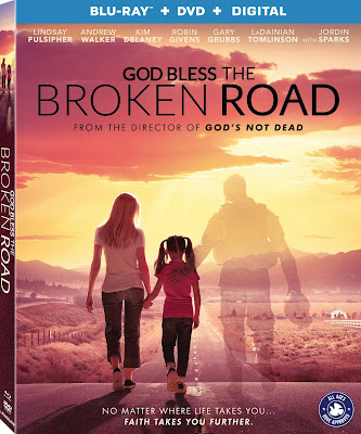 God Bless The Broken Road 2018 BD25 Sub
