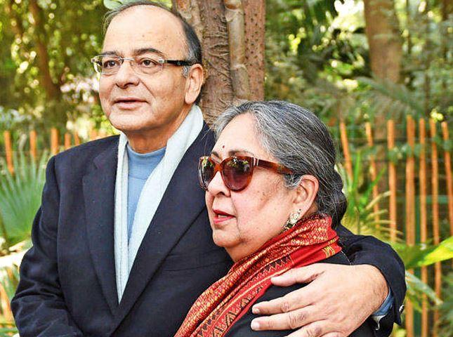 Arun Jailtley Passes Away