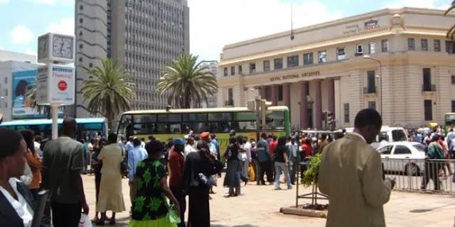 KENCOM STAGE , Nairobi photo