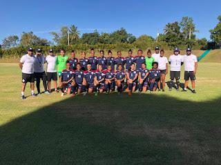 Convocatoria definitiva de la Selección Mayor Femenina para amistosos contra Puerto Rico