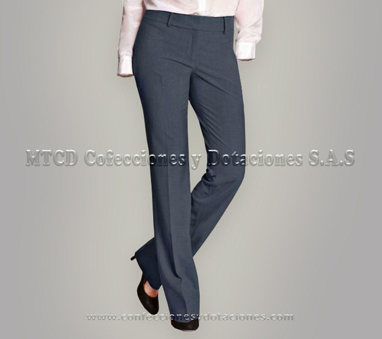 pantalones de dotacion