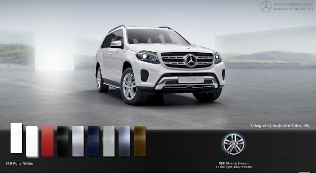 Mercedes GLS 350 d 4MATIC2017