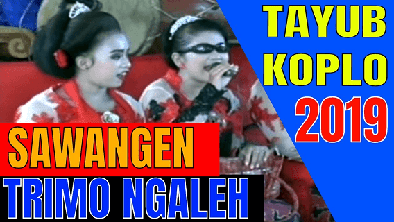 Lirik Lagu Trimo Ngaleh - Tayub