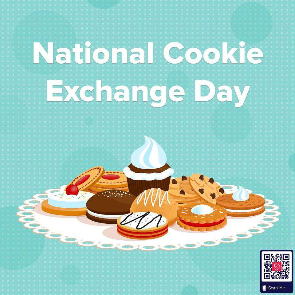 National Cookie Exchange Day Wishes For Facebook