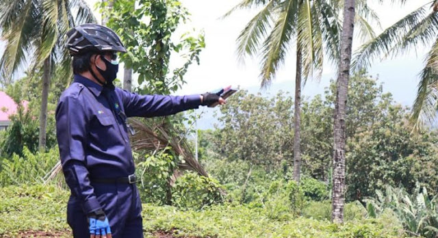 Walikota Manado : Jika Ada Jenazah Karena Corona Yang Ditolak Silahkan Dimakamkan di Lahan Pekuburan Pemkot Manado