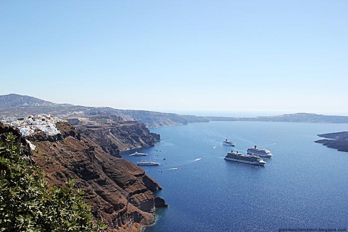 Santorini ostrvo letovanje u septembru