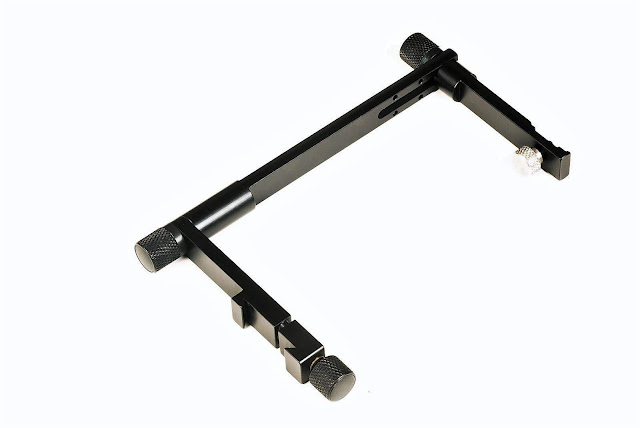 Hejnar FB87B Flash Bracket assembled