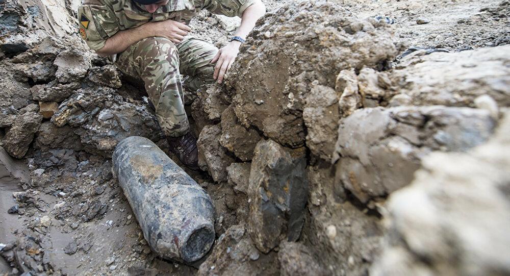 تفكيك قنبلة تعود للحرب العالمية الثانية بايطاليا