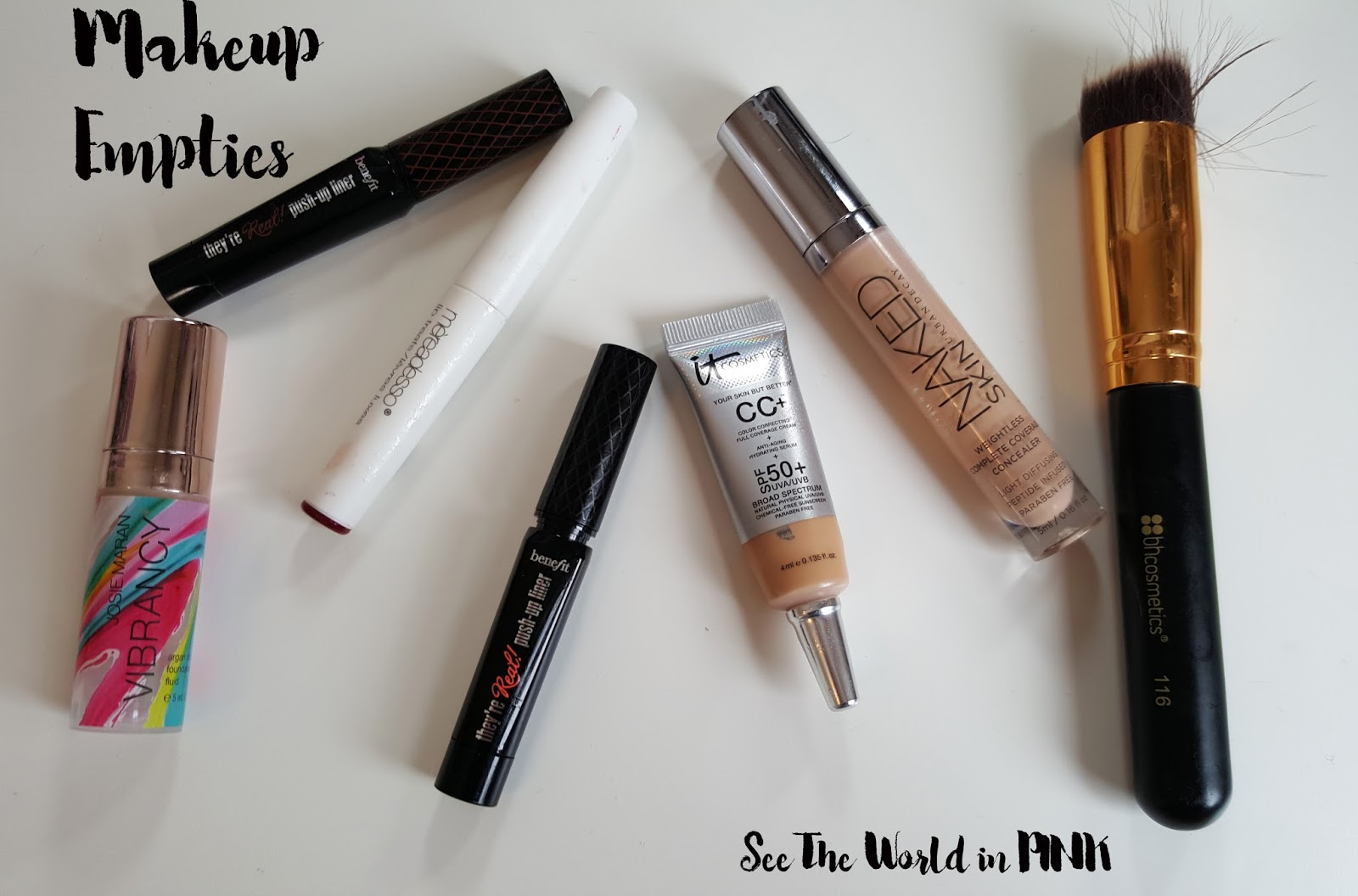 June 2016 - Monthly Empties