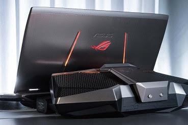 Review ASUS ROG GX700VO-GC011T Terbaru