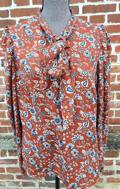 blouse Bristol Les Soeurs Fileuses