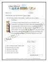 25 قطعة انجليزية في فهم المقروء  مع الاسئلة عليها