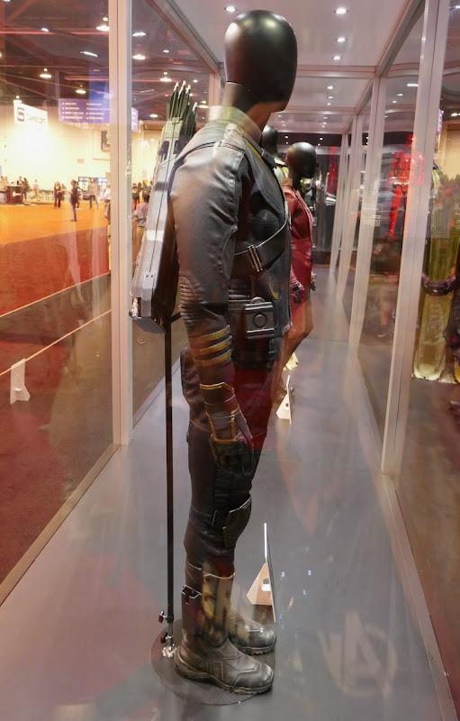Avengers Endgame Hawkeye costume