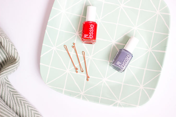 essie nail polishes