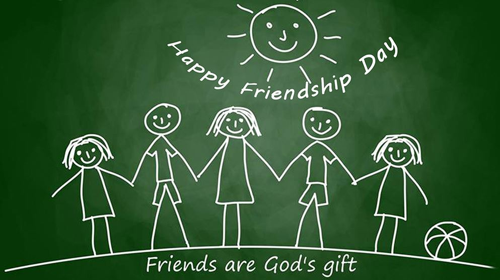 Happy Friendship Day Free Images Cliparts Photos Pics DP for Whatsapp