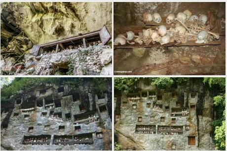 5 Tempat Wisata Teraneh dan Menakutkan di Indonesia