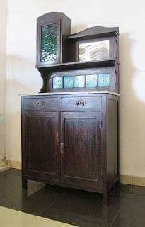 Dijual Furniture Antil Pantry Jati Antik (AL123)