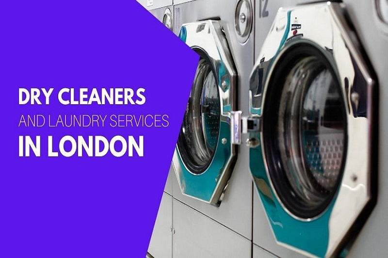 dry cleaners and laundry services in london