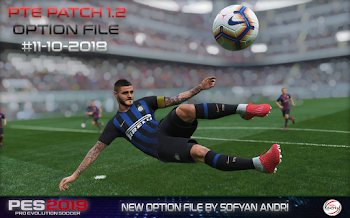 Pte Patch V1.2 | New Option File | PES2019 | PC | Released [01.10.2018]