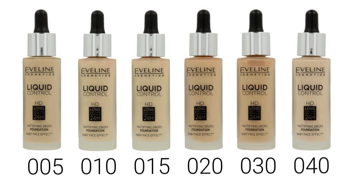 Podkłąd Eveline Liquid Contol Rossmann, gdzie najlepiej kupić podkład Eveline Liquid Contol, Opinia recenzja Eveline Liquid Control