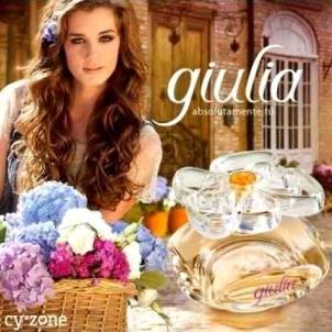 Perfume Giulia de Cyzone de 100 ml para mujer