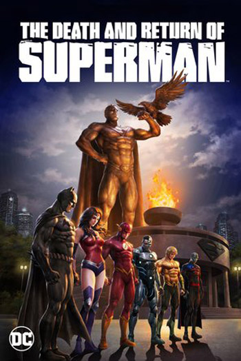 The Death and Return of Superman 2019 ORG English BluRay 480p 500MB ESubs poster