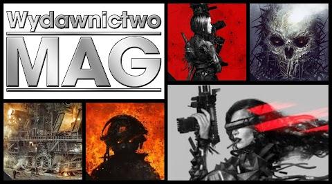 <b>Gdzie wzrok nie sięga</b>, czyli co warto wiedzieć o serii 'Artefakty' wydawnictwa MAG