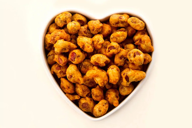 Masala Peanuts Recipe in Hindi