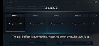 Icarus m guild effect