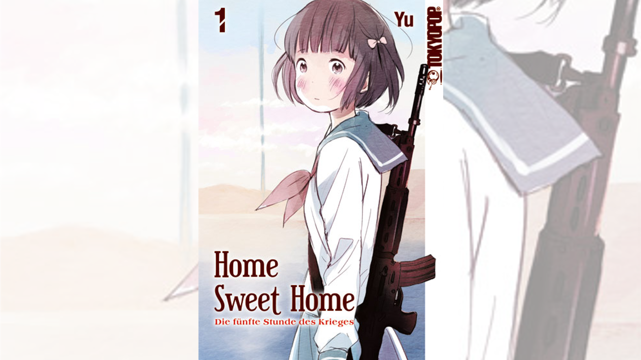 Manga Highlights 2016 Home Sweet Home