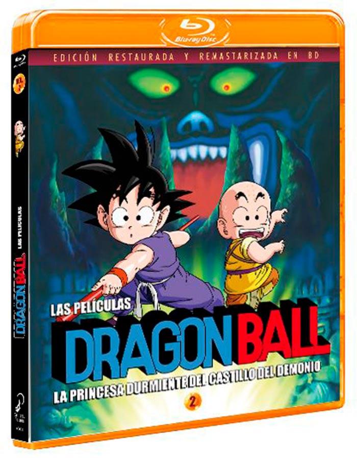 Dragon Ball película 2 - Selecta Visión