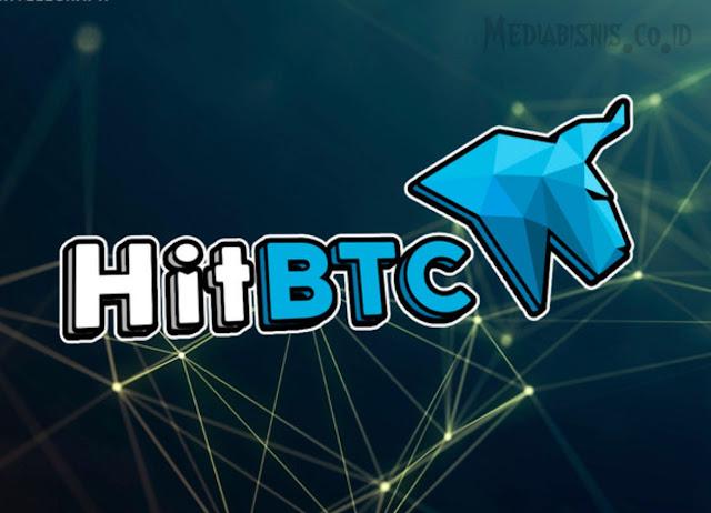 Aplikasi Trading di HitBTC
