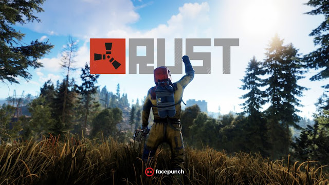 rust made with unity